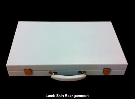 Lamb Skin Backgammon