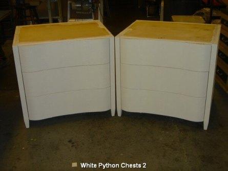 White Python Chests 2