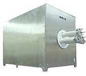 Multitube high temperature furnace