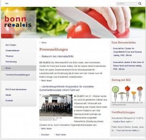 bonnRealis CSS3 und HTML5 von Marc Haunschild Copyright: BLE