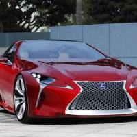Lexus es la marca más valorada por los usuarios de internet