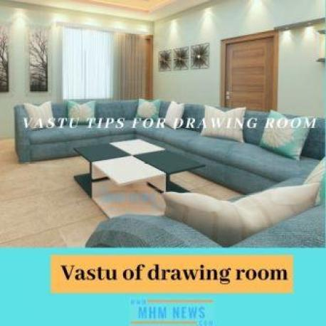 Vastu tips for drawing room
