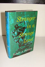 Stranger in a Strange Land, written by Robert A. Heinlein, is a breakthrough best-seller with themes of sexual freedom and liberation.