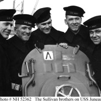 American Ghost Stories - Haunted Destroyer - The Five Sullivan Brothers