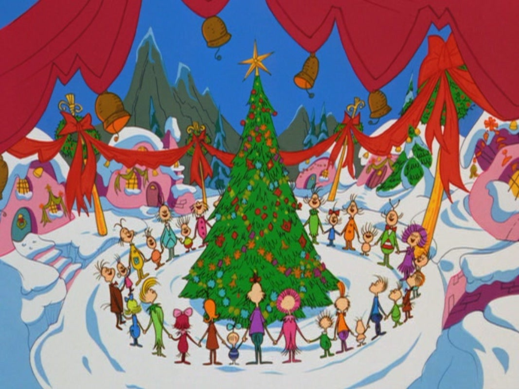 What Happened On November 24th How The Grinch Stole