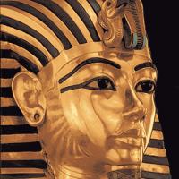 T is for Tutankhamen's Tomb Discovered #atozchallenge @aprila2z