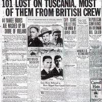 What Happened on February 5th - Tuscania Torpedoed