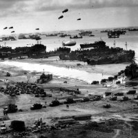 D is for D-Day #AtoZChallenge