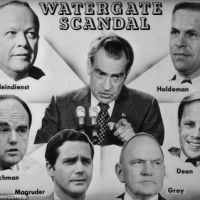 A 1970s Time Capsule from #AtoZChallenge - W is for Watergate