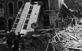 The Blitz, September 9, 1940 - Photo: HULTON ARCHIVE