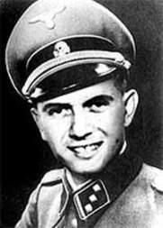 Josef Mengele, the Angel of Death