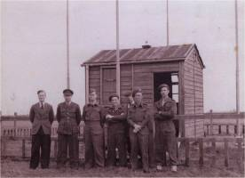 Lydd HF Direction Finding Station 1945
