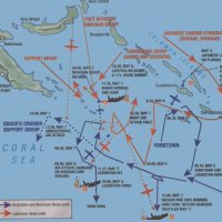 This Week in #WW2 - Battle of the Coral Sea