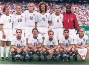 1991 USWNT World Cup Champions (First FIFA)