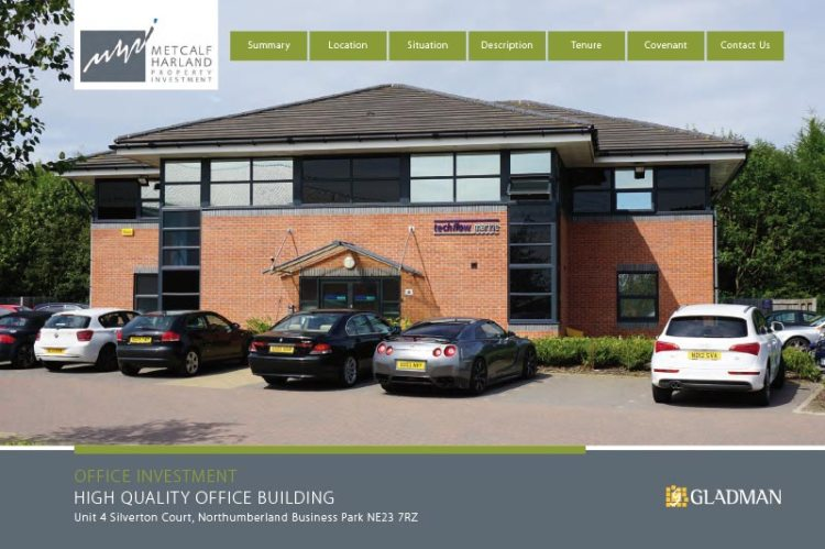 Silverton Court Business Park brochure