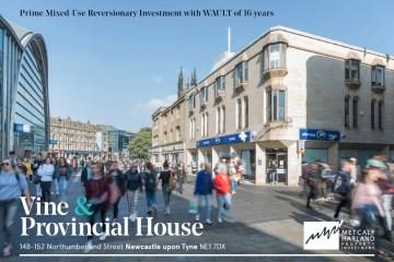 Vine & Provincial house brochure