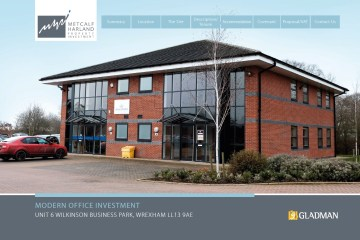 6 Wilkinson Business Park Wrexham brochure