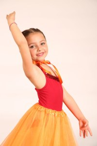 photographie de studio reportage association sportive danse