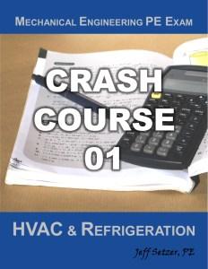 HVAC & Refrigeration PE Exam Crash Course 01