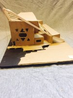 Elijah's Boathouse Project Side View