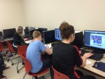 What happens behind the scenes in yearbook, students work diligently as they bring Madison High our future yearbook!