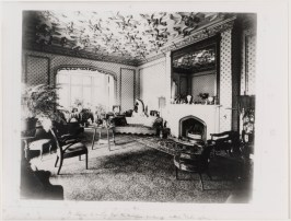Interiors and exteriors, Greenoakes, ca. 1861-1910
