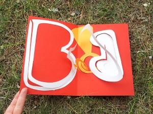 Carte Bigre ! réalisée par Lucie