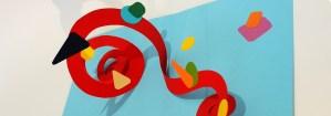 Atelier pop-up autour de la spirale en 8, modèle d'exemple