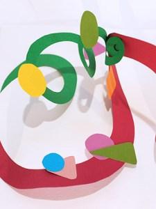 Atelier pop-up autour des spirales croisées combinées