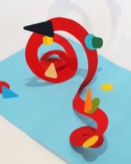 Atelier pop-up autour de la spirale en 8, forme ronde