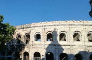 Arènes de Nîmes, 15 juin 2018