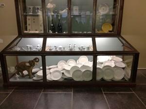 Musée royal de Mariemont, Belgique. Collections permanentes
