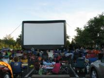 Centreville Drive in movie