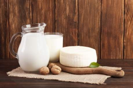 dairy products to prevent acne