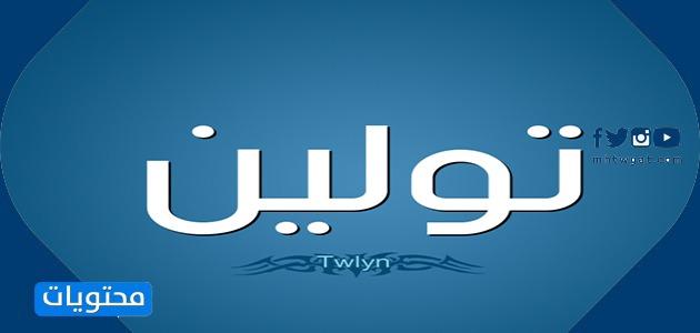 معنى اسم تولين وصفات حاملته وحكم تسميته في الإسلام السعودية فور