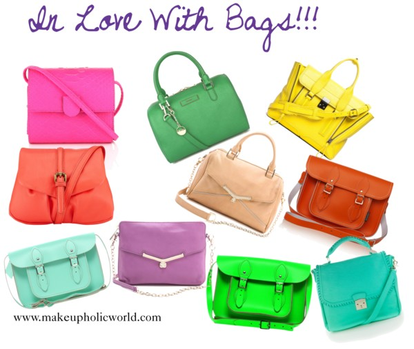 Which is your Favourite Bag??