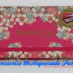 Accessorize, I love you for the beautiful palettes…..Masquerade Palette review