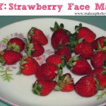 DIY: How to make a Strawberry Facial Mask at Home