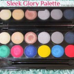 Sleek Makeup Limited edition iDivine Glory  Palette