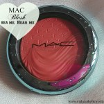 Mac Alluring Aquatic Blush  – Sea Me Hear Me