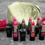 L'Oreal Collection Star Red Lipstick Swatches
