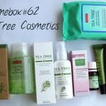 Unboxing Memebox # 62 : Tea Tree Cosmetics