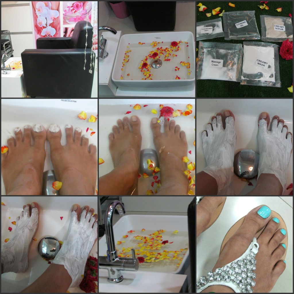 Collagepedicure