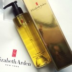 Elizabeth Arden Ceramide Replenishing Cleansing Oil – I have never loved a cleansing oil so much!