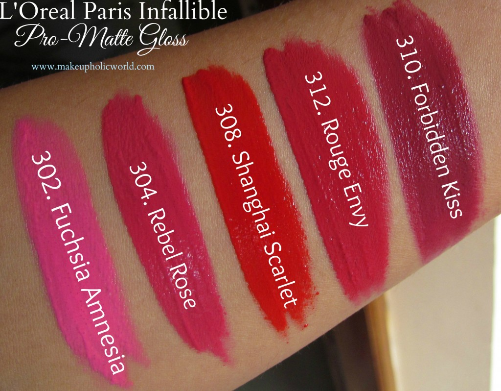 Loreal_Paris_Infallible_ProMatteGloss_Swatches_001