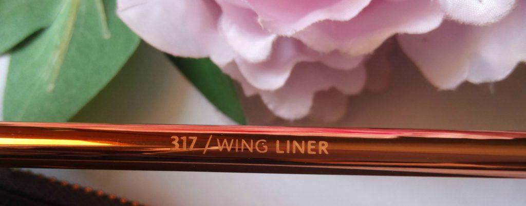Zoeva rose golden vol 3 luxury brush set