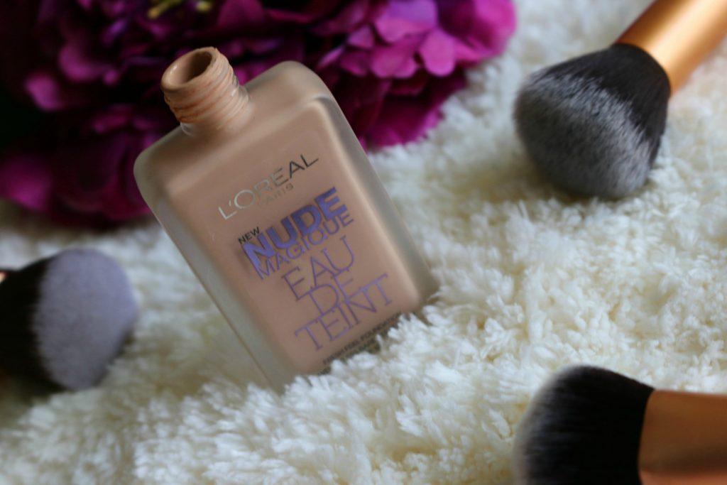 loreal nude magique foundation nude beige