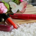 Maybelline Color Sensational Velvet Matte Lipsticks & Lip Gradations