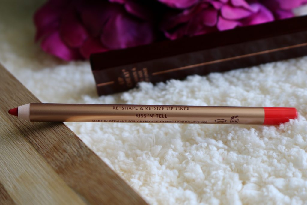 Charlotte Tilbury Lip Cheat Kiss And Tell Lipliner