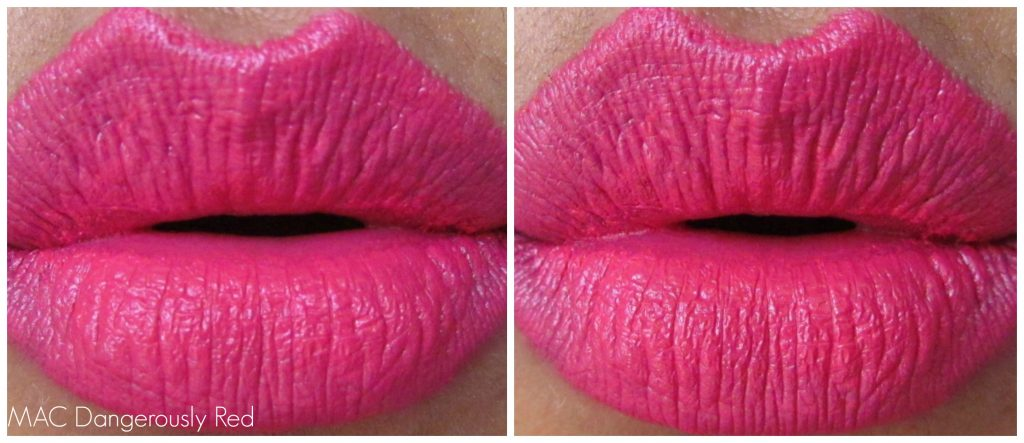 mac zac posen lipstick swatches